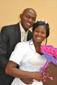 MR & MRS VICTOR UYANWANNE