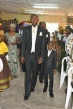 VICTOR UYANWANNE WITH LITTLE GROOM BEST UYANWANNE