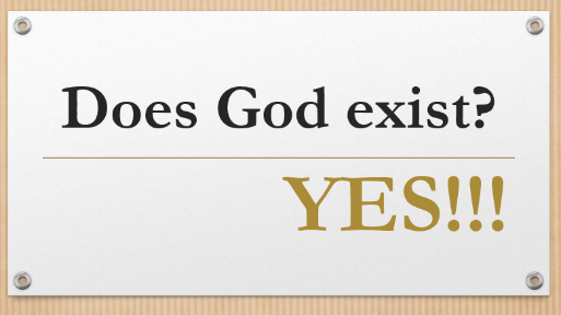 this i believe essays there is no god