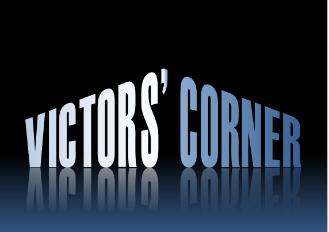 Victors' Corner