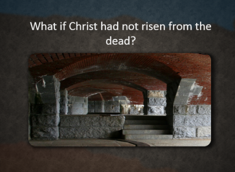Benefits of Christ resurrection from the dead