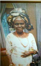 Lt Mrs Victoria Uyanwannne Bakwunye
