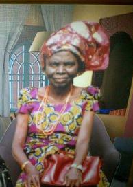 Lt Mrs. Victoria Uyanwanne Bakwunye