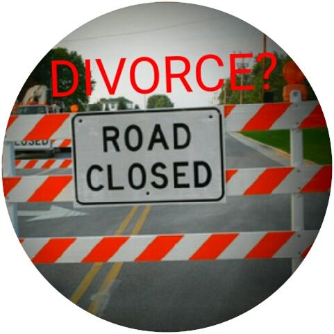 Shut the door on divorce