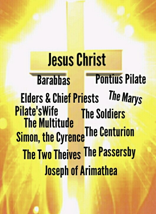 The way to the Cross of Jesus
