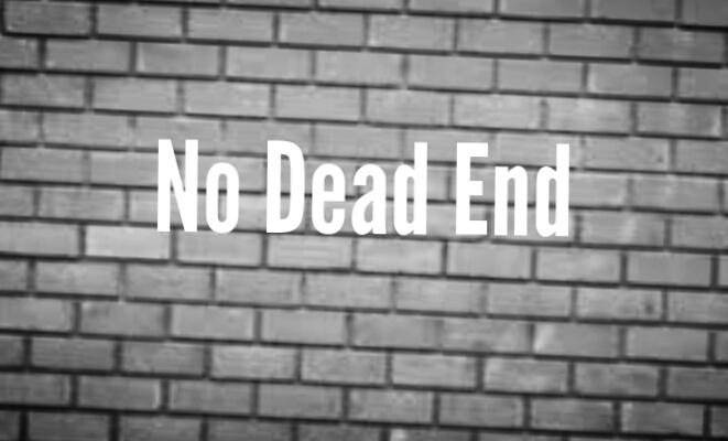 No dead end with Jesus