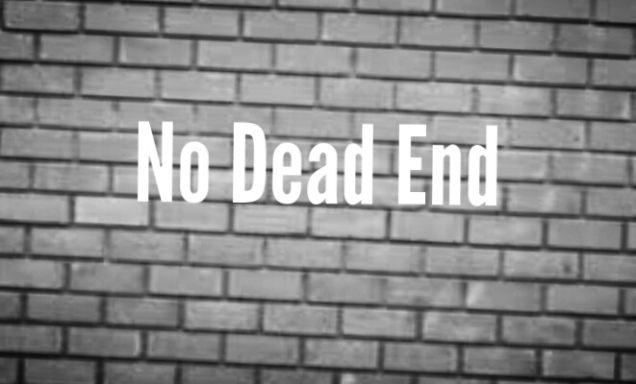 No dead end with Jesus