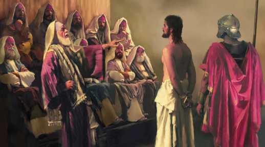 Jesus-trial