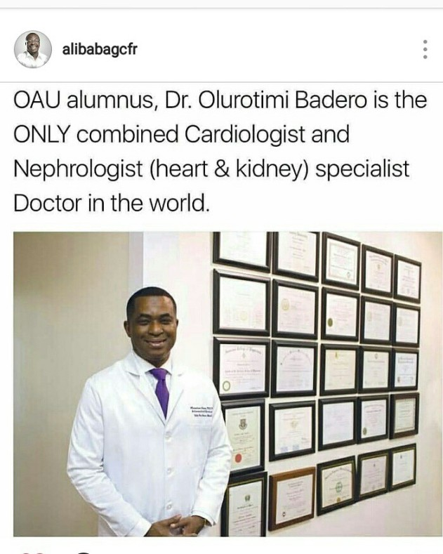 Dr Badero