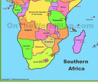 Racial Discrimination in South Africa
