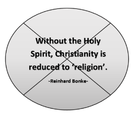 Religion, christianity and the Holy Spirit