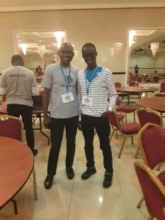 Wordcamp West Africa
