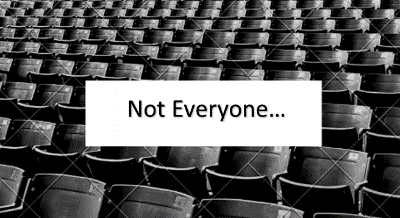 Not Everyone, a poem by Victor Uyanwanne