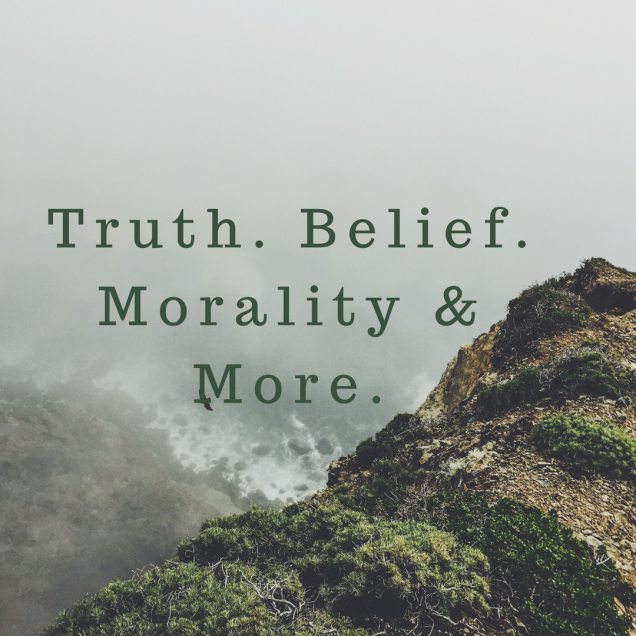 Belief and morality