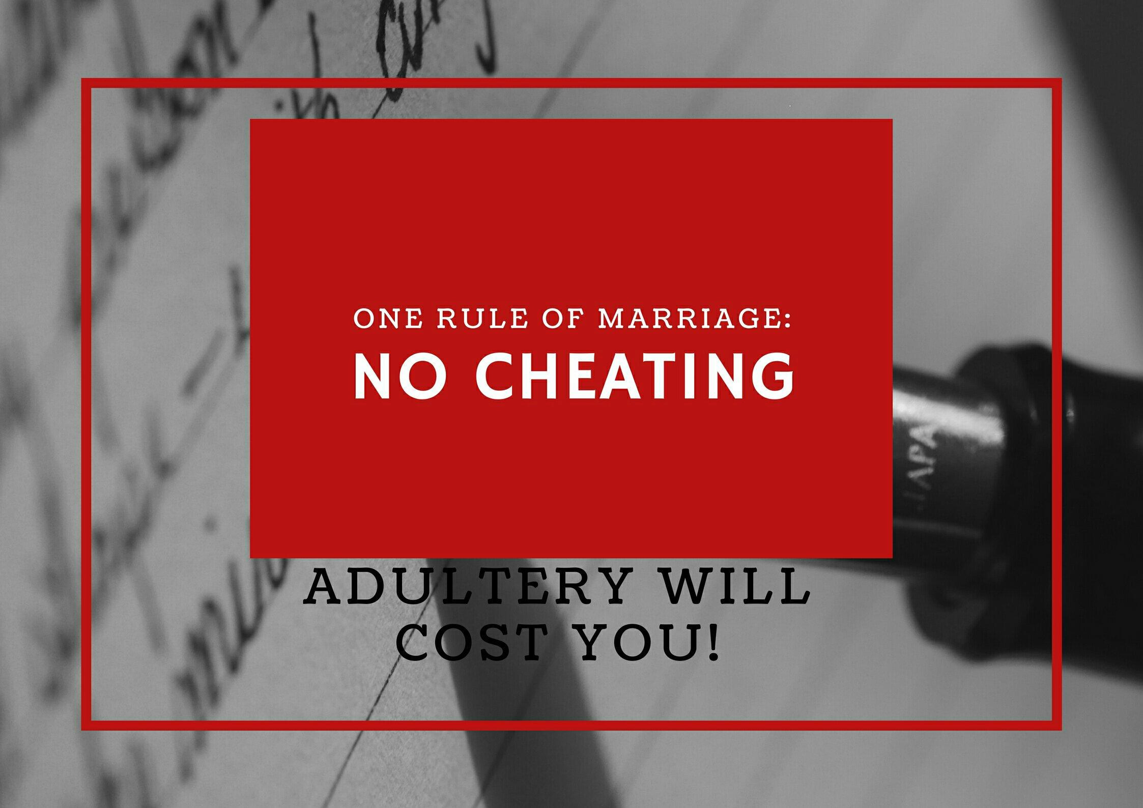 Fidelity in marriage