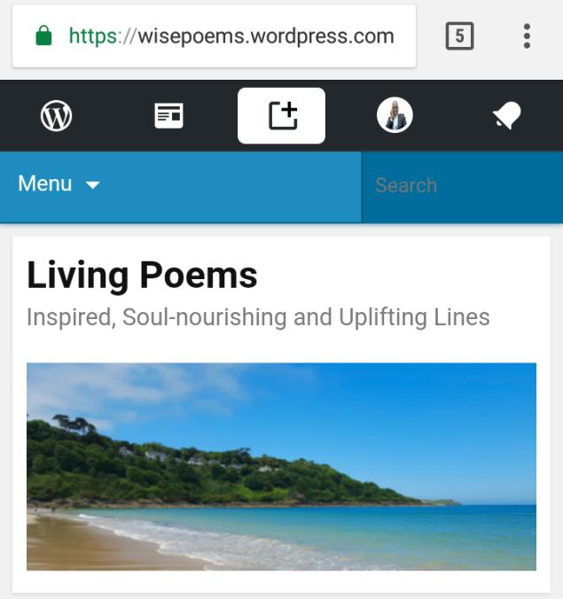 Victors' Uyanwanne's poem site