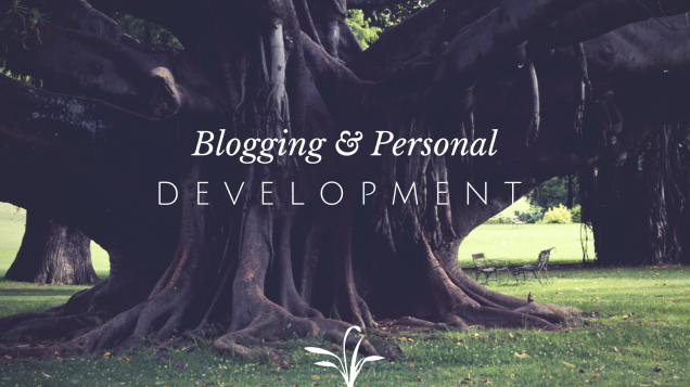 Does blogging help personal development?