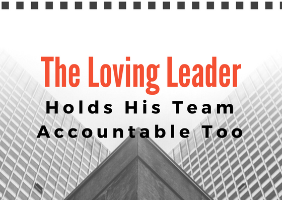 Being a loving leader