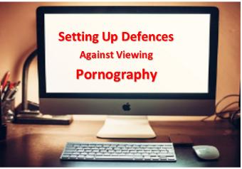 viewing pornography