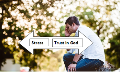 Stress and trust