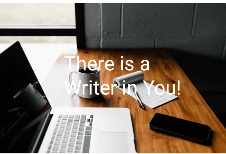 Bring out the writer in you