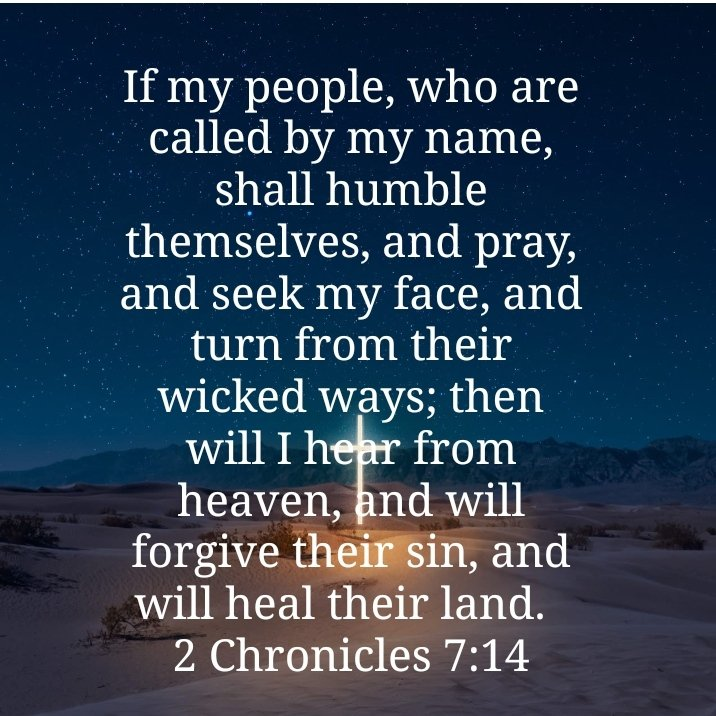 If my people who are called by my name