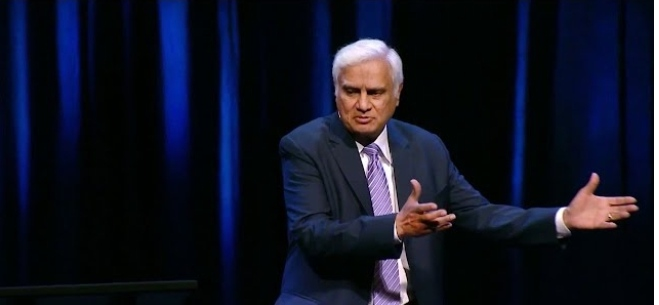 One of the greatest christian apologists who ever lived. Ravi Zacharias